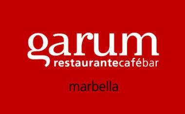 Restaurante Garum i Marbella