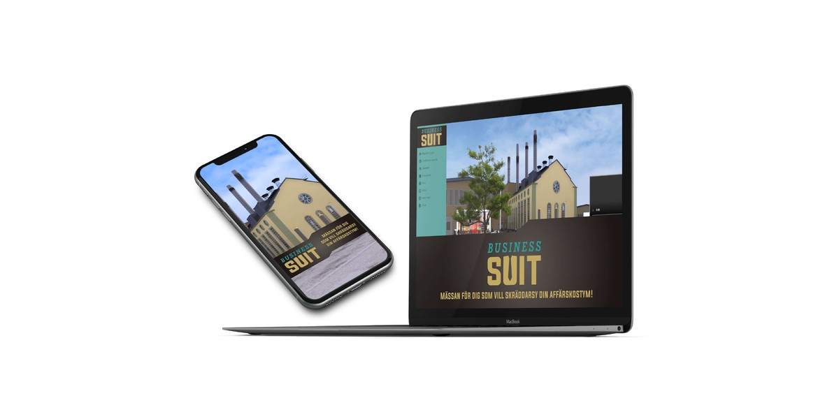 Phone and laptop