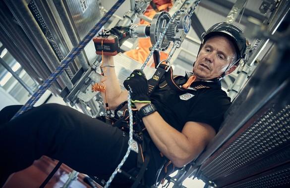 Fallskyddsutbildning – Powerlift, repkurs