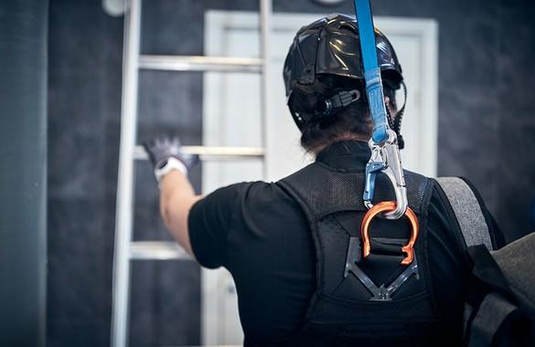Arbete i slutna rum – Fallskyddsutbildningar