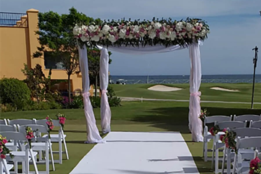 Bröllop i Spanien