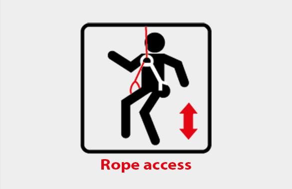 Fallskyddsguide  Reparbetssystem
