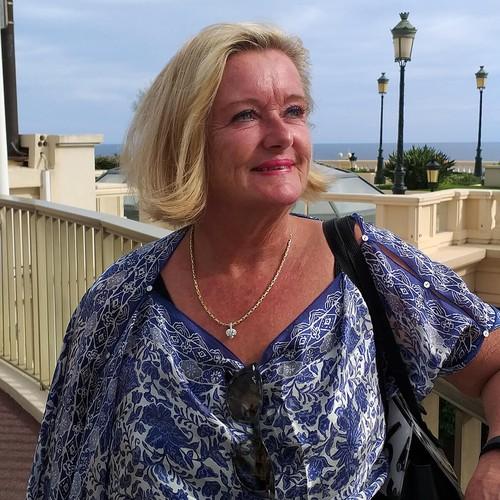 Rose-Marie Wiberg, grundare av Iniciativa
