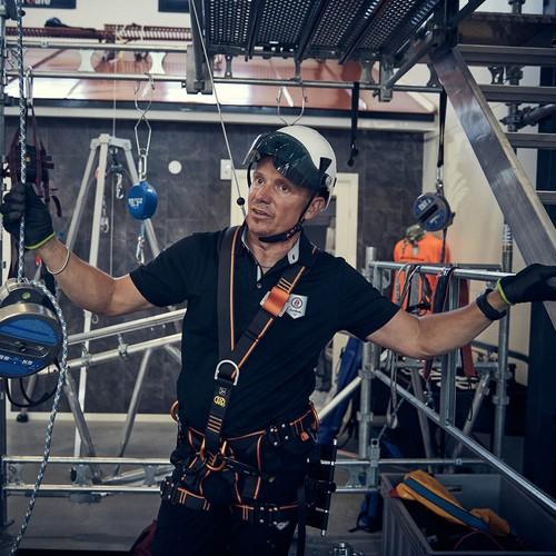 Besiktning av fallskyddsutrustning
