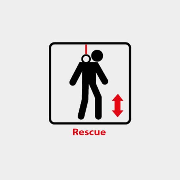 Fallskyddsguide - Räddningssystem