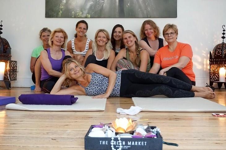 Yoga-event hos FEEL it BETTER