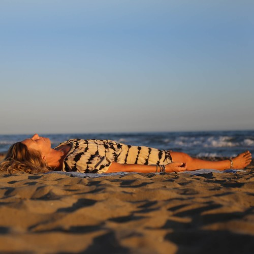 Yoga in Marbella with Petra Lindros
