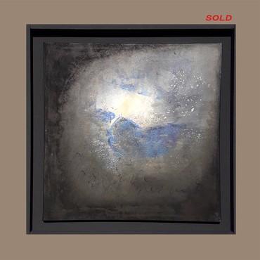 Blue Mystery – Art by Kjell