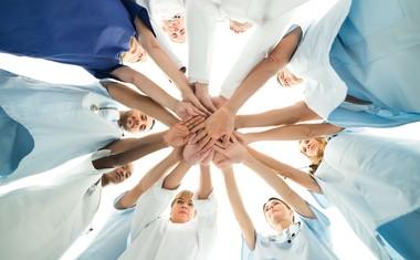 Teamet på Hierta Vårdcentral brinner för att hjälpa människor