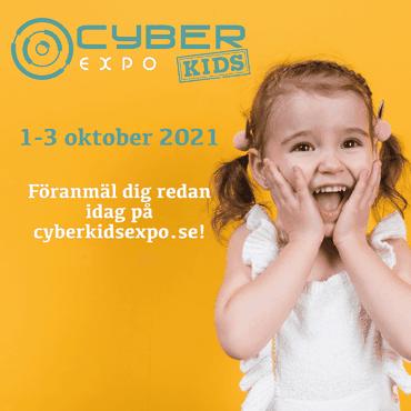 Länkad bild till cyberkids expo