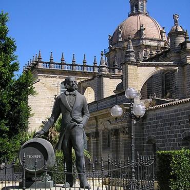 Jerez, Andalusien, Spanien