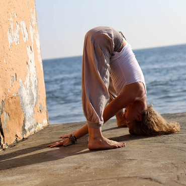Yoga Marbella – Beach