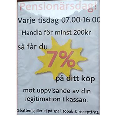Pensionärsdag
